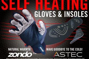 Zondo Self Heating Gloves