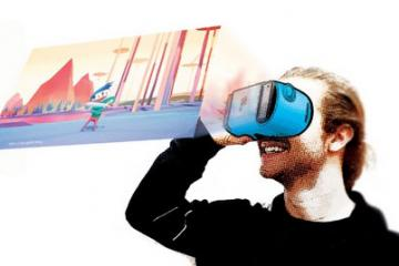 PLAY Virtual Reality Device for Smartphones