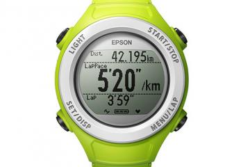 Runsense SF-110 GPS Tracks Runs & Daily Activity