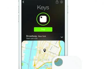 Tile Bluetooth Item / Phone Finder [Gen 2]