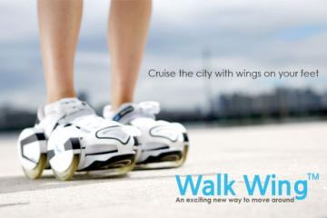 Walk Wing: Go From Walking to Skating