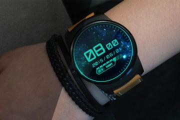 Zero Watch Face Mesmerizing WatchFace for Android Wear