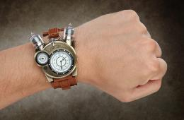 steampunk-tesla-watch