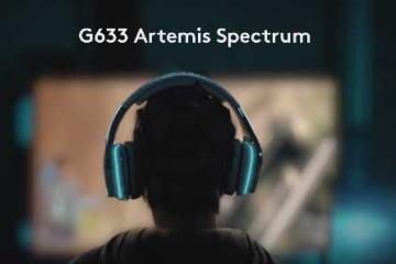G633 Artemis Spectrum Gaming Headphones