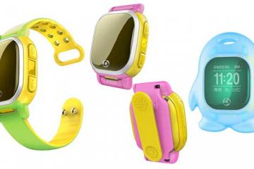 Tencent QQ Watch for Kids