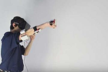 Impacto: Wearable Lets You Feel Virtual Punches