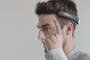 Batband: Hi-Fi Bone Conduction Headphones