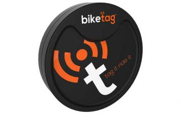 BikeTag: Smart Bike Sensor for Crash Detection