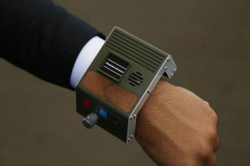 DIY: Communicator Watch