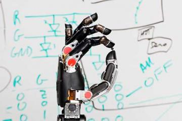 DARPA's Prosthetics w/ Brain Control