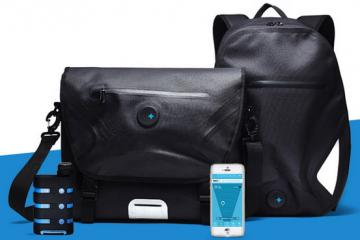 Bag++: Waterproof + Smart Laptop Bag
