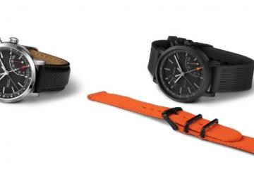 Timex Metropolitan+ Fashion Watch w/ Activity Tracking