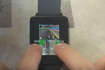 Nintendo DS Games on Android Wear