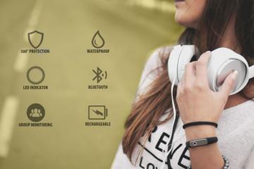 Raymio: Wearable UV Sensor
