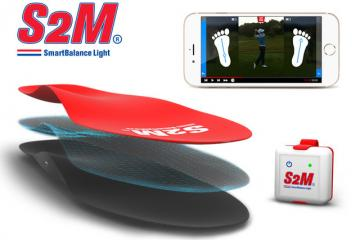 SmartBalance Light: Smart Insole To Improve Your Balance & Power