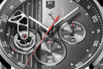 Tag Heuer To Unveil $1,800 Smartwatch in November