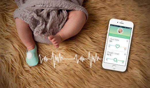 Owlet Baby Monitor Heart Rate Amp Oxygen Monitor For