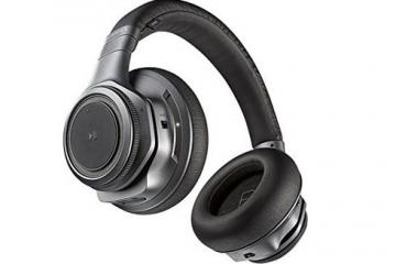 Plantronics BackBeat PRO+: Wireless Noise Canceling Hi-Fi Headphones