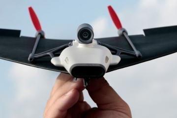 PowerUp FPV: Paper Drone w/ Live Streaming & FPV