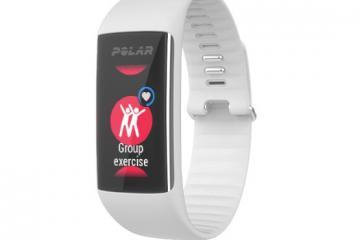 Polar A360 Fitness Tracker w/ Wrist-based Heart Rate Monitor