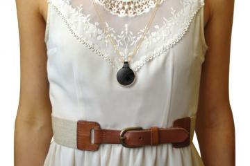 ROAR Athena: Smart Safety Jewelry