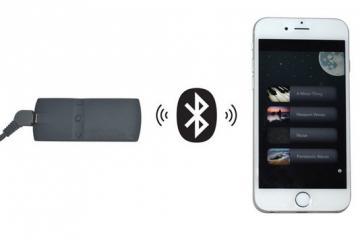 SleepPhones: Wireless Headphones & Charger