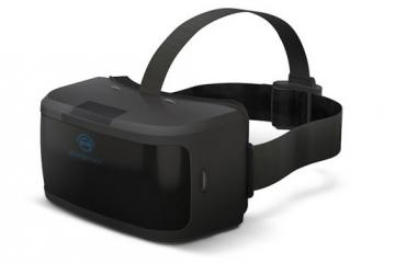 AuraVisor: VR Headset w/ Built-in Android Computer