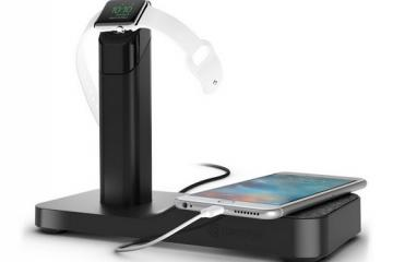 WatchStand Powered Charging Station for Apple Watch