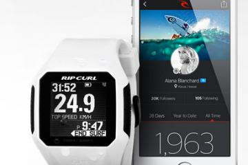 Rip Curl SearchGPS Watch for Surfers