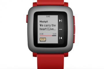 pebble Time Smartwatch: $149 for Today