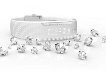 Polar Loop Crystal: Activity Tracking Bracelet Fuses Fitness & Fashion