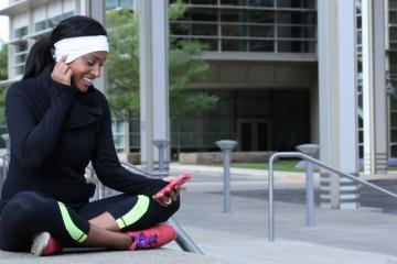 Tundra Band: Bluetooth Headphones for Runners