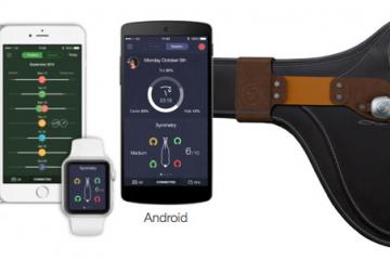 Balios: Smart Wearable for Horse Riders