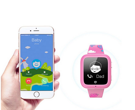 Misafes Smart Gps Watch For Kids Cool Wearable