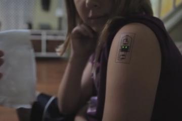 Tech Tats: Smart Tattoos Collect & Share Data