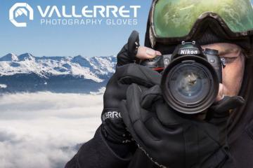 Vallerret Photography Gloves for Cold Weather
