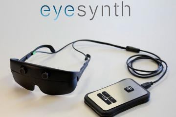 Eyesynth Helps The Blind Identify Shapes