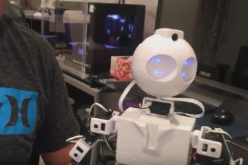 Using Oculus Rift with EZ-Robots