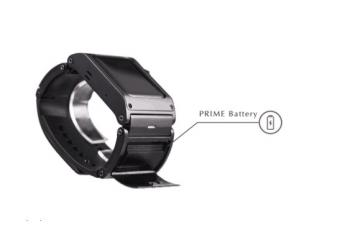 PRIME Strap: Battery Extender for Apple Watch