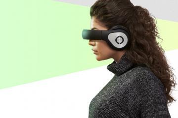 Avegant Glyph: Wearable for Immersive Video