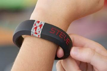 Gameband: Wearable for Minecraft