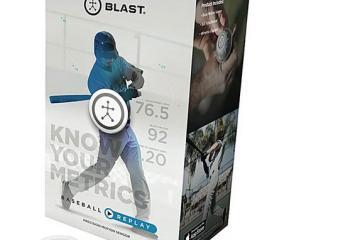 Blast Baseball: Smart Motion Sensor