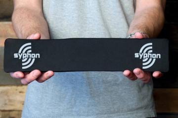 Syphon Soundwrap: Flexible Bluetooth Speaker for Helmets