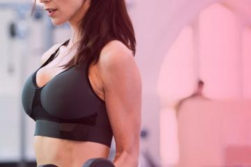 OMbra: Smart Bra + Fitness Tracker