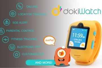 dokiWatch Smartwatch for Kids