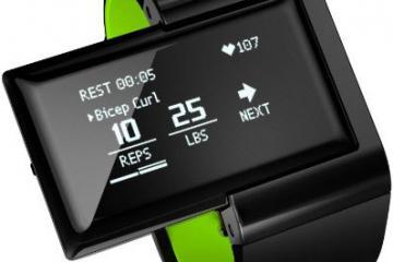 Atlas Wristband: Smart Fitness Trainer