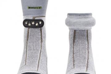 Sensoria Smart Socks and Anklet