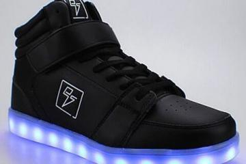 Bolt: Light Up LED Shoes