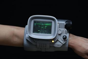 Building a Raspberry Pi Pipboy 3000