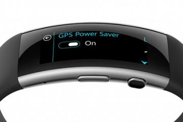 Microsoft Band 2 Gets Weight Tracking & GPS Power Saver